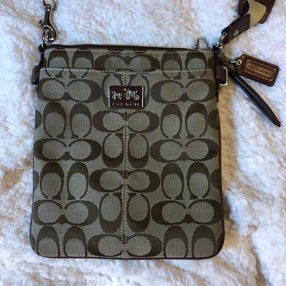 Coach Handbags - Coach over the shoulder purse